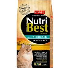 Picart NutriBest Cat Adult Sterilised 8 kg