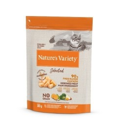 Nature´s Variety Selected Sterilized Fresh Chicken 300 Gr