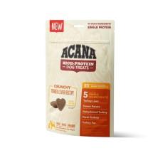 Acana Treats Dog Chunchy Turkey Liver 100 Gr