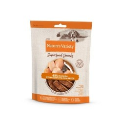 Natures's Variety Superfood Snack Pollo 85 gr