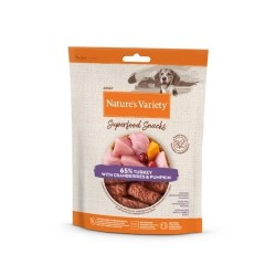 Nature's Variety Superfood Snack Pavo 85 gr