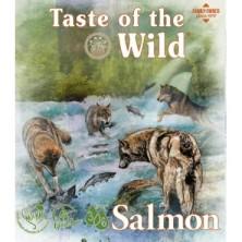 Taste Of The Wild Salmon 390 Gr Tarrina