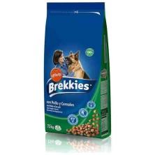 Brekkies Excel Frango e Cereais 20 Kg