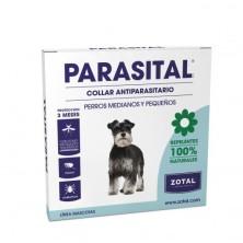 Parasital Colar Cães Médios e Pequenos