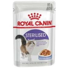 Royal Canin Sterilised comida húmeda 85 Gr
