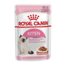 Royal Canin Kitten Salsa comida húmeda 85 Gr