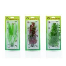 Planta Plástico para Acuario 20 cm