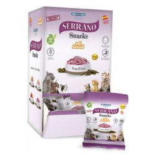 Serrano Snack Gato Sardina 50 Gr
