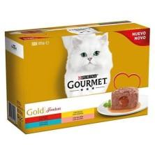 Purina Gourmet Gold Fondant Surtido 12 x 85 g