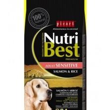 Amsterdã Nutribest Adult Sensitive 3 Kg