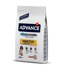 Advance Sensitive Salmão & Arroz 3 Kg