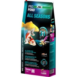 JBL Propond All Seasons Alimento Peces de Estanque 7,5 Kg