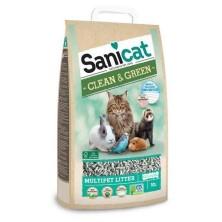 Sanicat Clean & Grean Lecho Papel y Celulosa 10 Litros