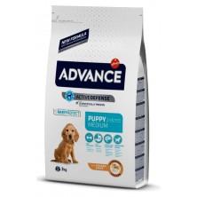 Advance Puppy Medium Frango E Arroz 3 Kg