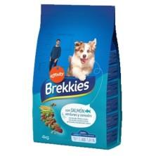 Brekkies Excel Dog Salmão e Legumes 20 Kg