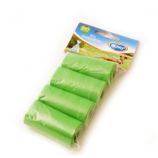 Duvo Bolsas Biodegradables Verdes 4x20 ud.