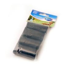 Duvo Bolsas Higiénicas Negras 4x20 ud