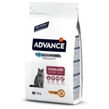 Advance Cat Sterlized Sênior +10 anos 1,5 Kg