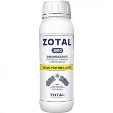 Zotal Zero Limón Desinfectante Microbiocida 500 Ml