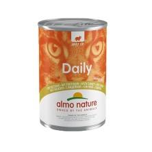 Almo Nature Daily Gato Con Pavo