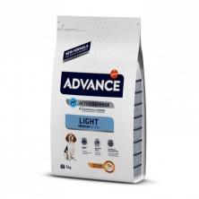 Advance Medium Light Pollo Y Arroz 3 Kg