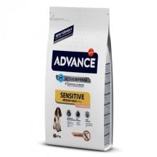 Advance Sensitive Salmon Y Arroz 12 Kg