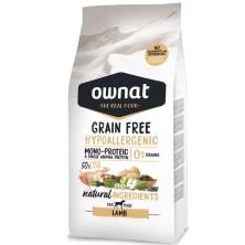Máxima Hipoalergênico Grain Free Cordeiro 14 Kg