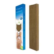 Duvo Rascador Cartón Con Catnip 50x13 cm