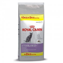 Royal Canin Sterilised 37 10+2 Kg Grátis