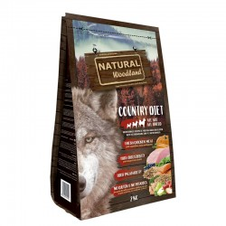 Natural Woodland Contry Diet 2 Kg