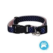 Bull Collar Elástico para Gatos Puntos