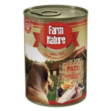 Farm Nature Pato con Albaricoque y Trufa 400 g