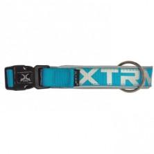 Collar X-TRM Neón Flash Azul