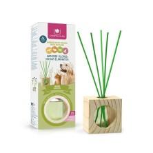 Cristalinas Mikado 30 Ml Absorbe Olores Mascotas Aroma Jardín