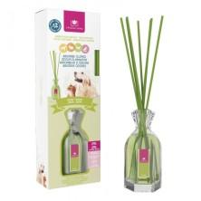 Cristalinas Mikado 90 Ml Absorbe Olores Mascotas Aroma Jardín