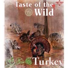 Taste of The Wild Pavo Pato Fruta 390 Gr Tarrina