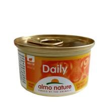 Almo Nature Daily Menu Mousse com Frango 85g