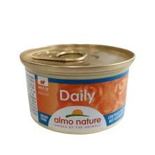 Almo Nature Daily Menu Mousee com Peixe Oceanico 85 g