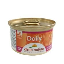 Almo Nature Daily Menu Mousee com Atum e Salmão 85 g
