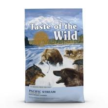 Taste of the Wild Pacific Stream Canine com Salmão Defumado 13,6 Kg