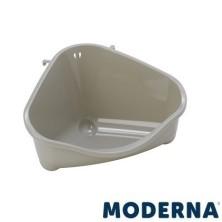 Toilette Corner Roedor Medium Gris