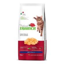 Natural Trainer Cat Adult Chicken 10 Kg