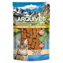 Arquivet Snack Gato Datos de Salmón 50 Gr
