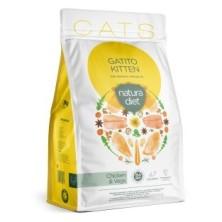 Natura Diet Cat Kitten Chicken 1.5 kg