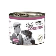 Retorn Lata Perro Cordero 185 gr